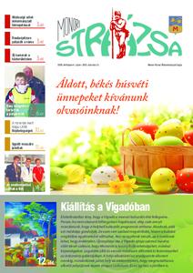 Strázsa újság, 2015 4. szám