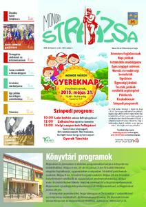 Strázsa újság, 2015 5. szám