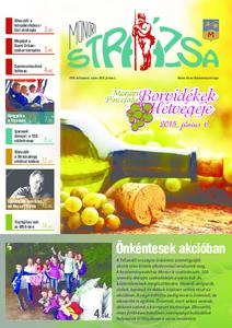 Strázsa újság, 2015 6. szám