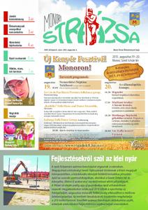 Strázsa újság, 2015 8. szám
