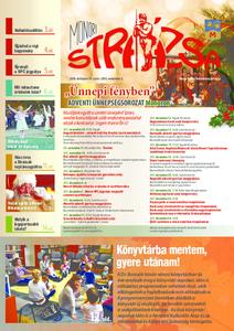 Strázsa újság, 2015 11. szám