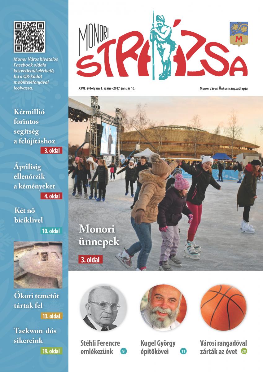 Strázsa újság, 2017 1. szám
