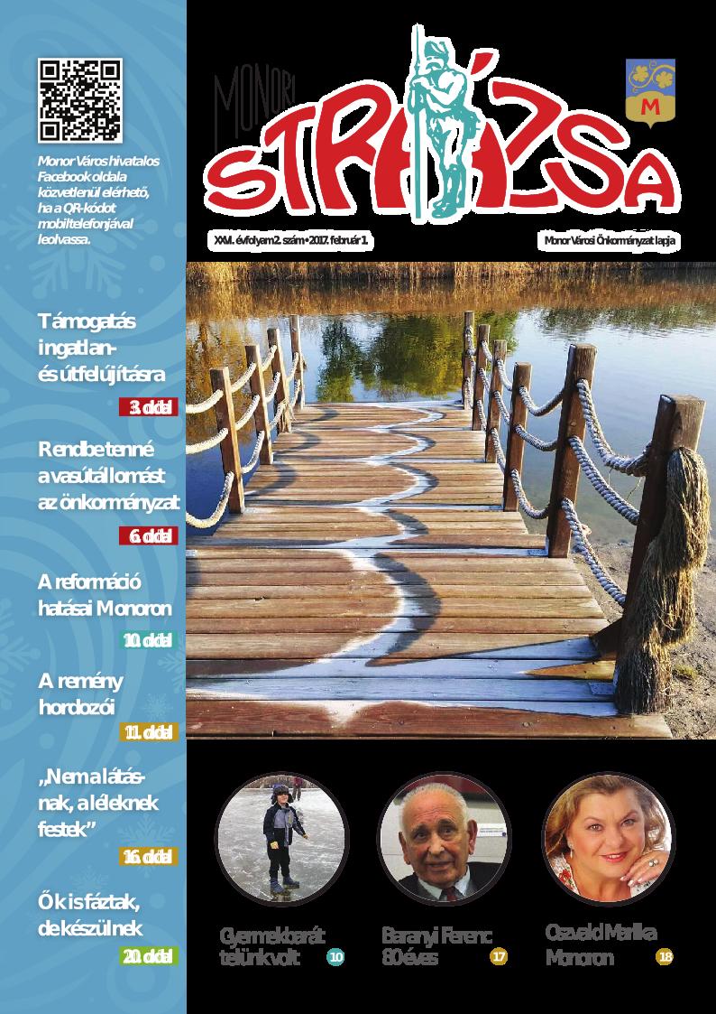 Strázsa újság, 2017 2. szám