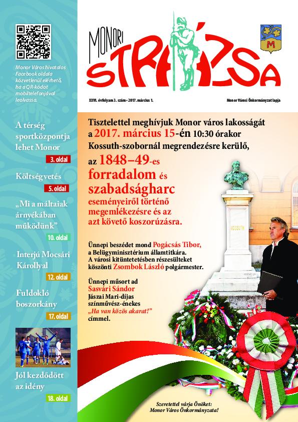 Strázsa újság, 2017 3. szám