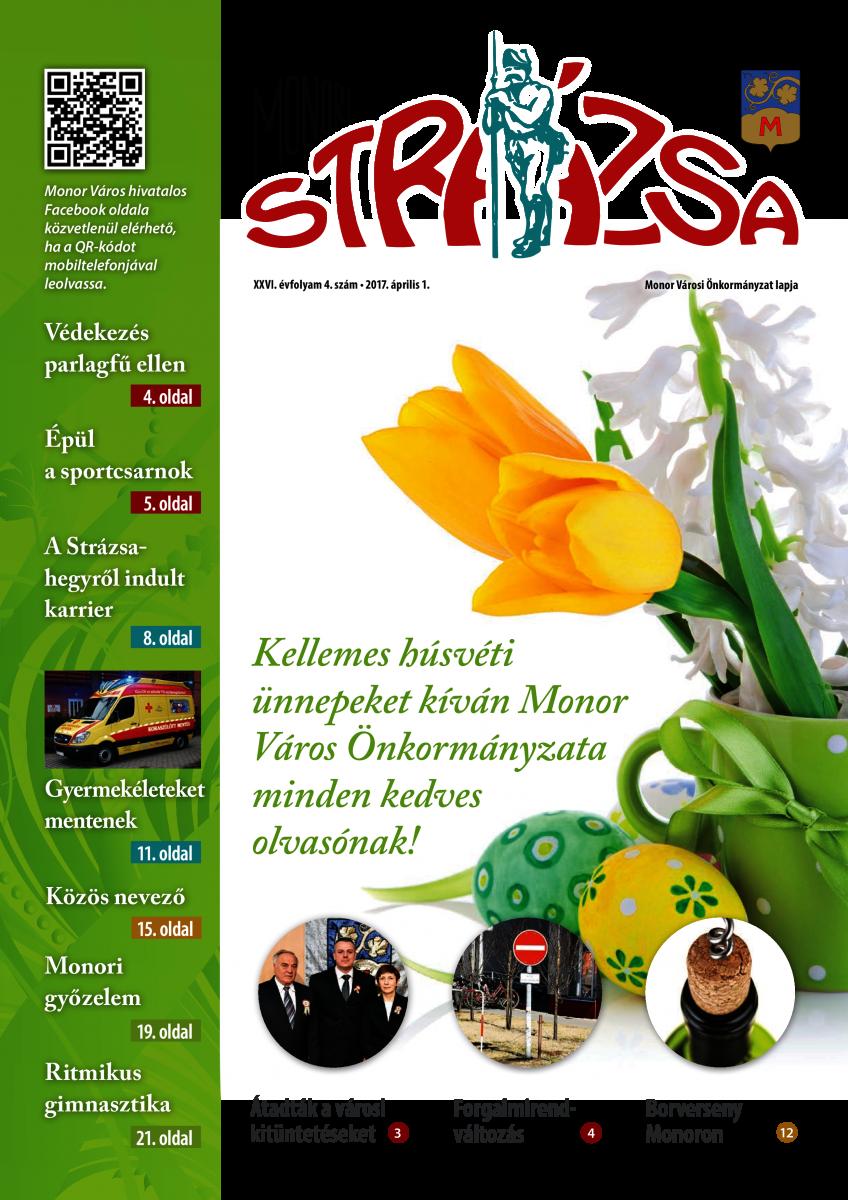 Strázsa újság, 2017 4. szám