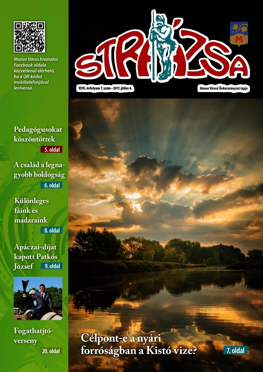 Strázsa újság, 2017 7. szám