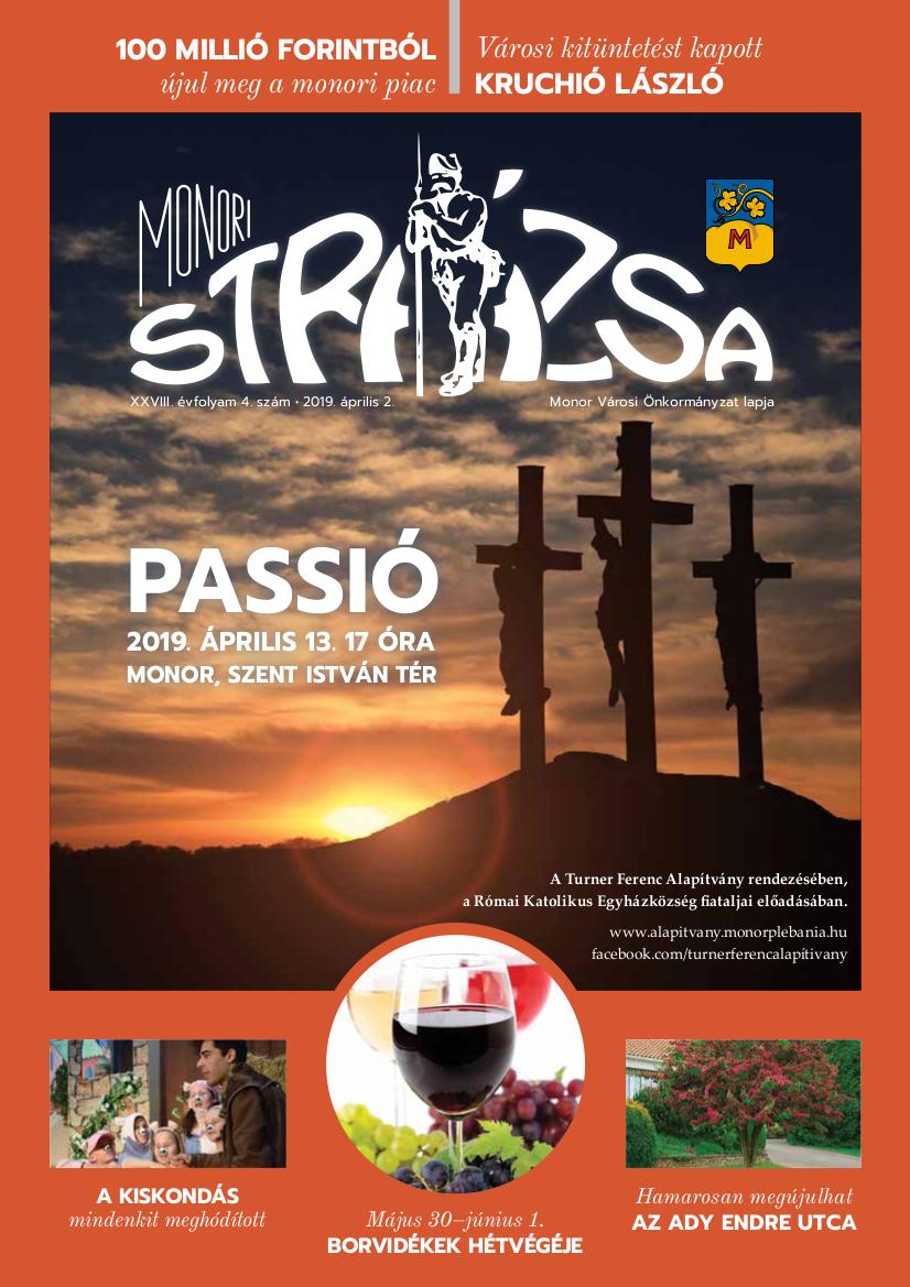 Strázsa újság, 2019 4. szám