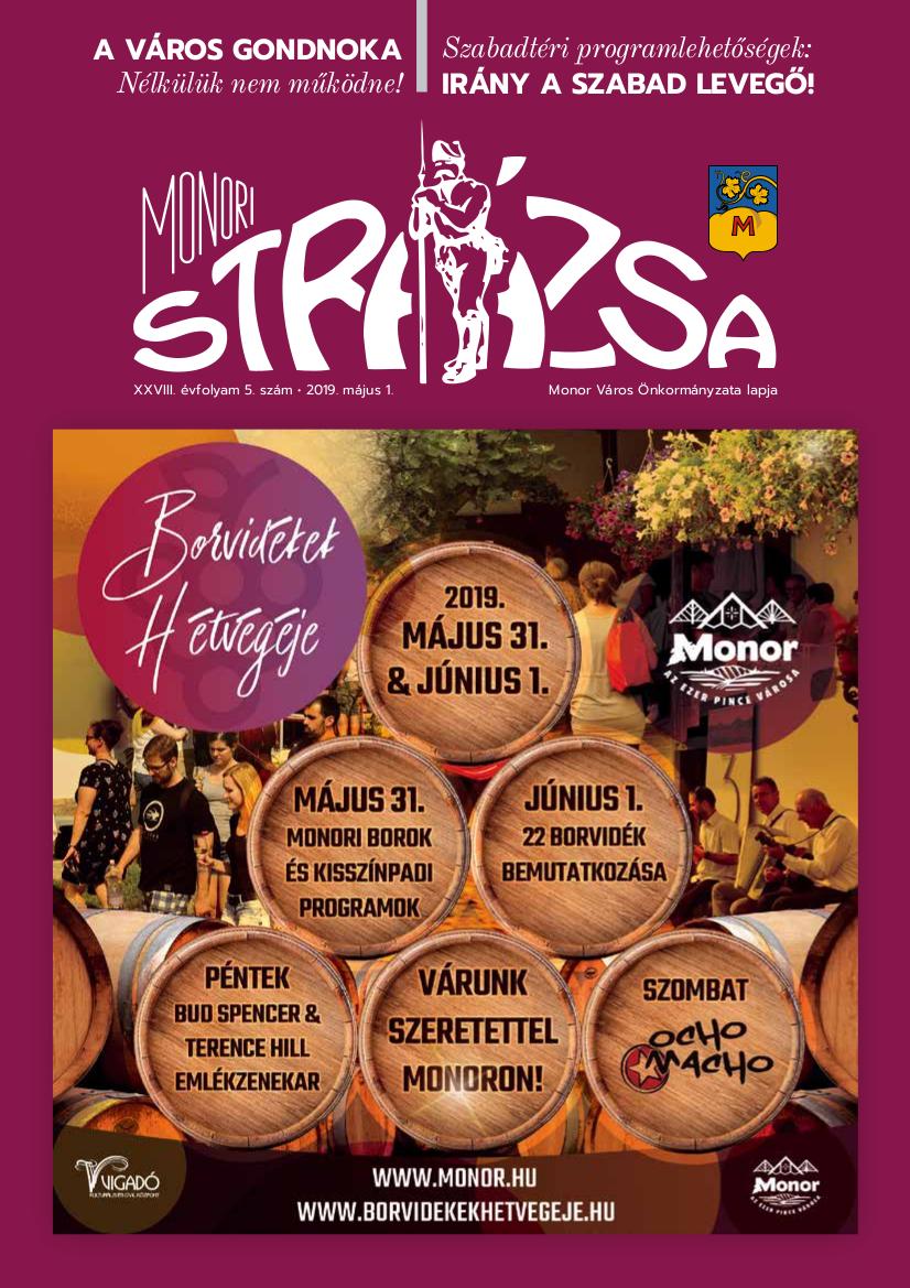 Strázsa újság, 2019 5. szám