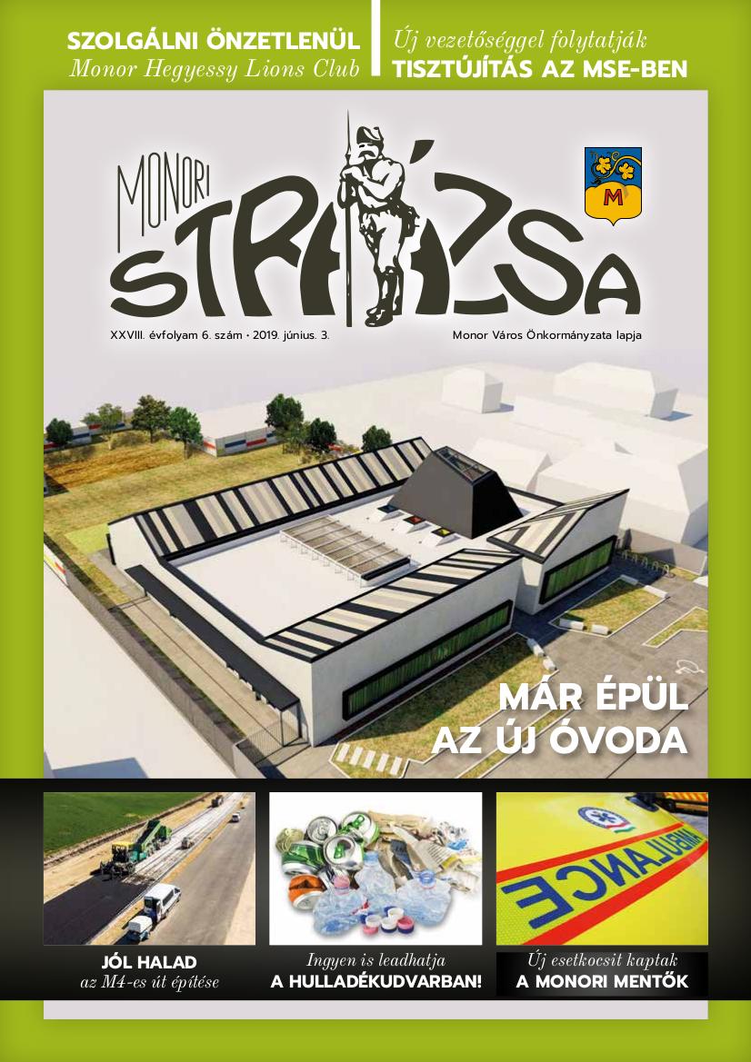 Strázsa újság, 2019 6. szám