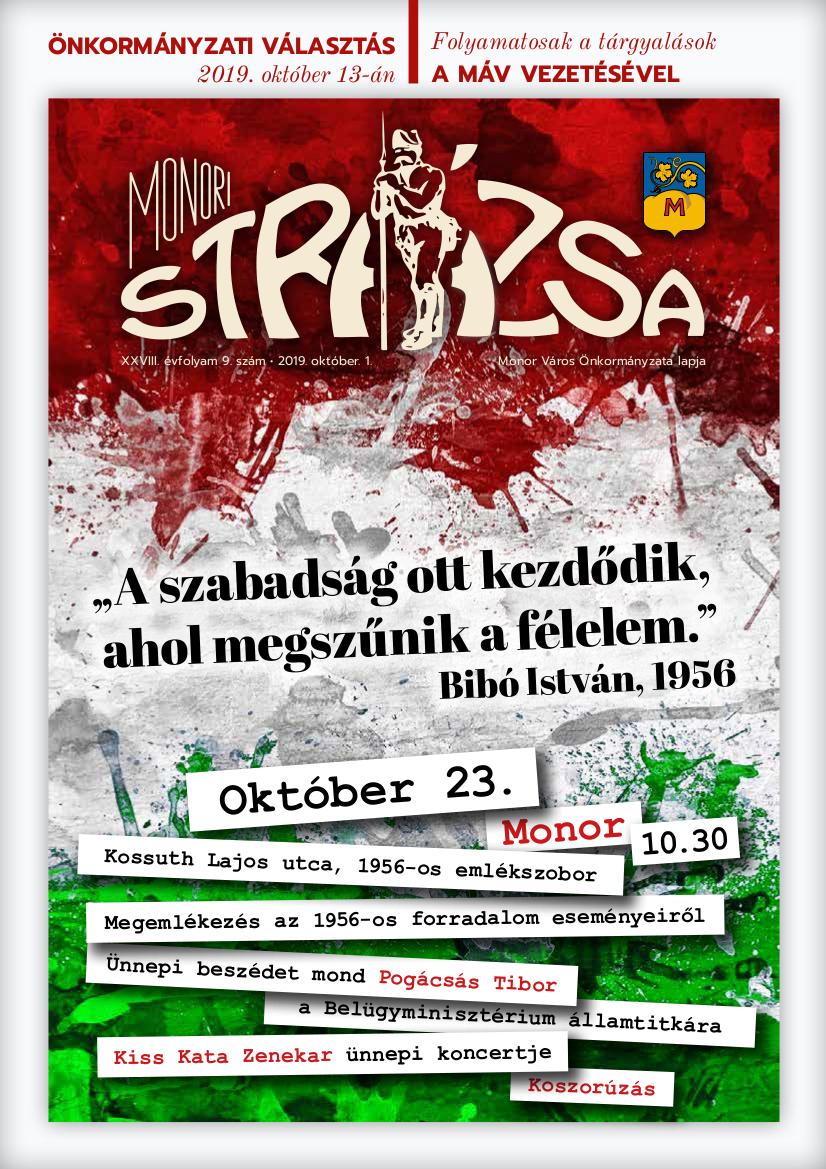 Strázsa újság, 2019 10. szám
