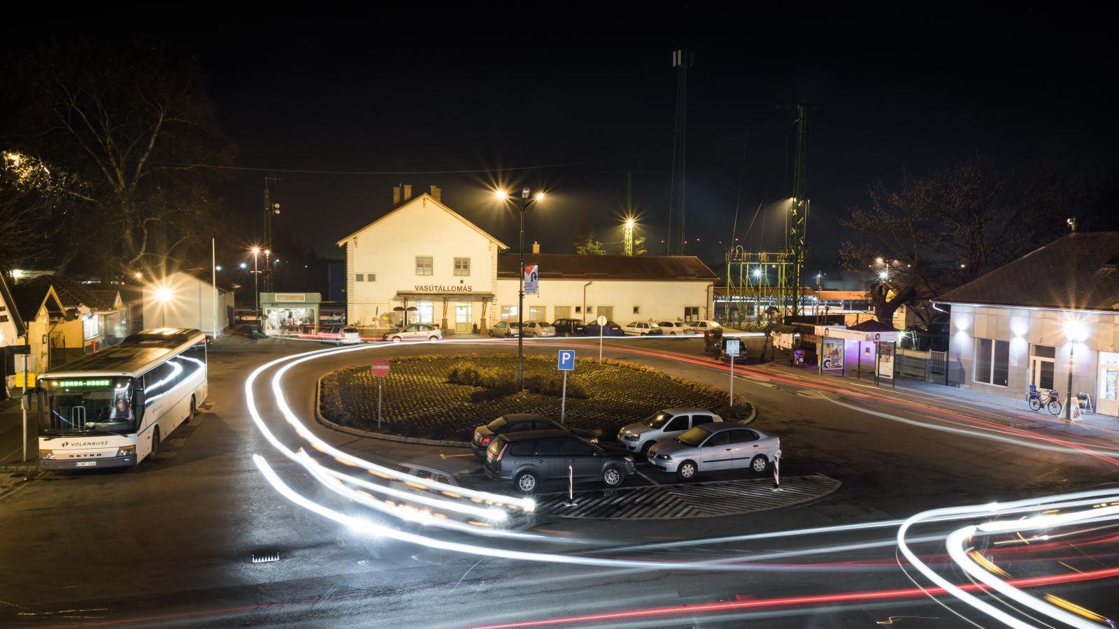 Hamarosan átveszi a város a vasútállomás üzemeltetését