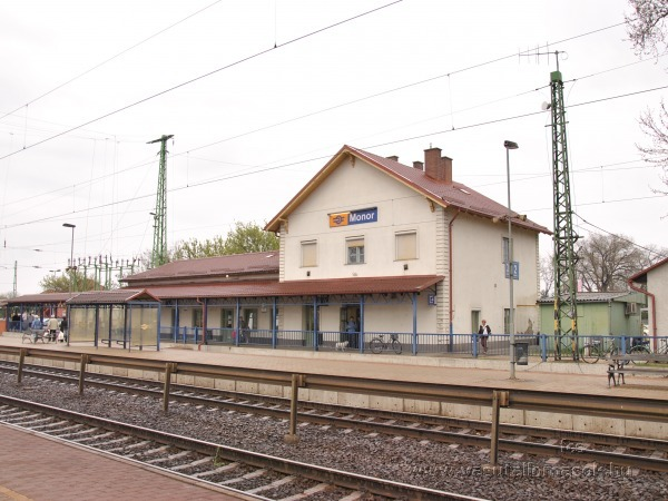 A MÁV Zrt. tájékoztatása a vasútállomás körüli parkolókról