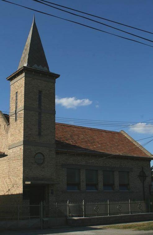 Monor Baptista Gyülekezeti tábor