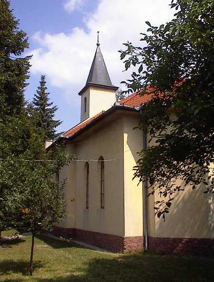 Monor-Kistemplomi Református Egyházközség tábora
