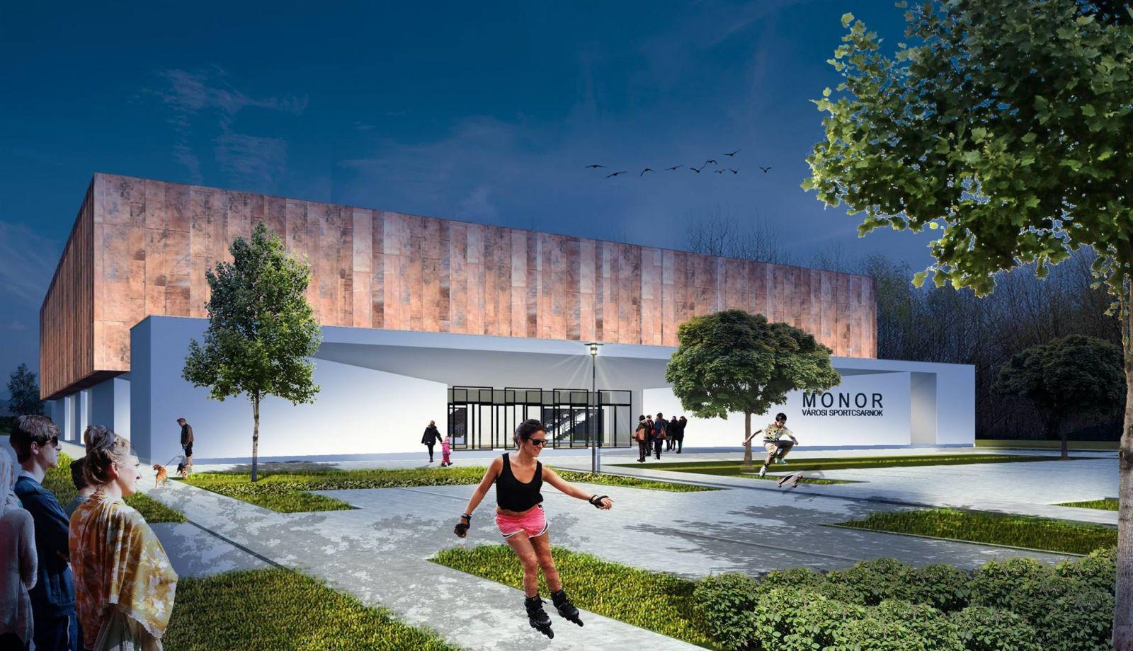 Kezdődhet a sportcsarnok építése városunkban