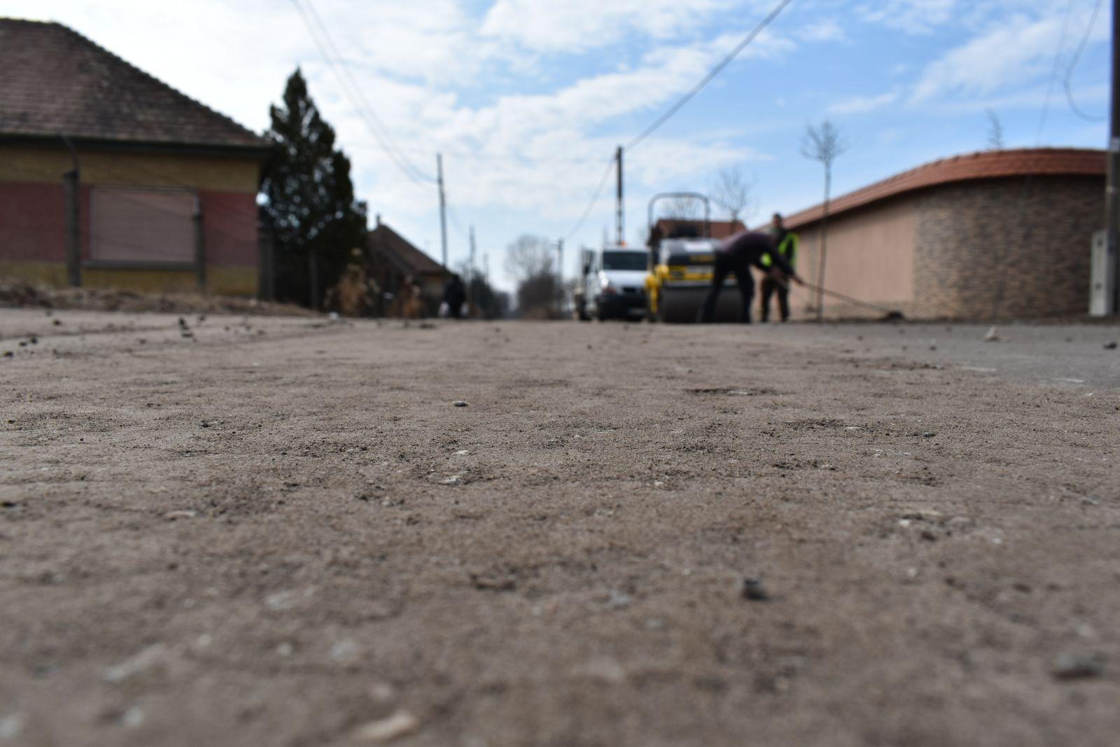 Idén újabb külterületi utak újulhatnak meg