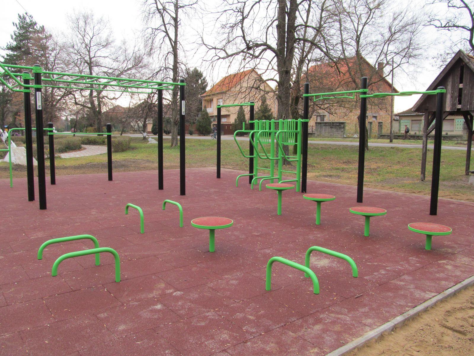 Sportparkkal bővül a város