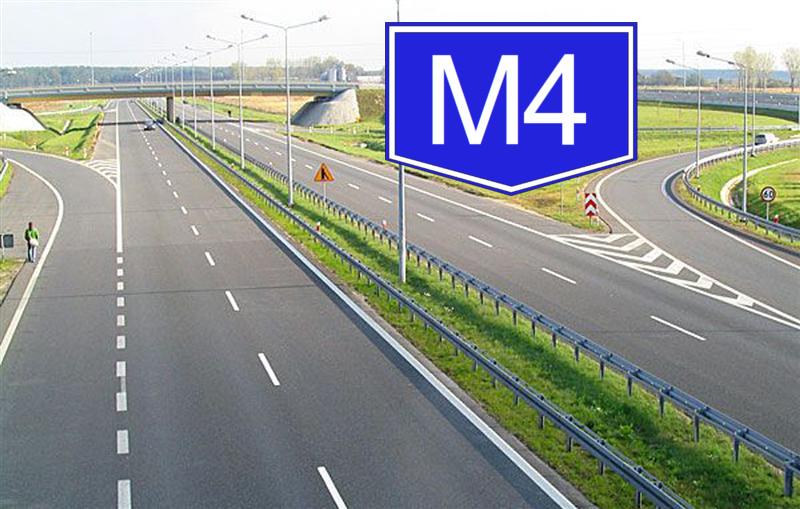 Hónapokon belül megkezdődhet az M4-es gyorsforgalmi út Monort elkerülő szakaszának építése