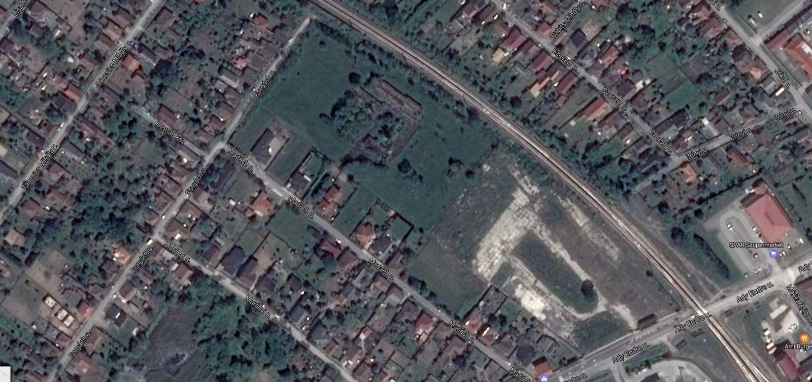 Újabb elhanyagolt terület fejlesztését tervezi Monor vezetése