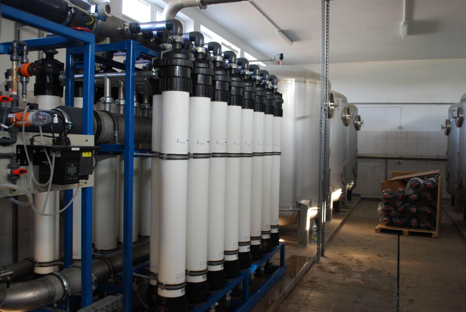 Ásványvíz minőségű vizet ihatnak városunkban