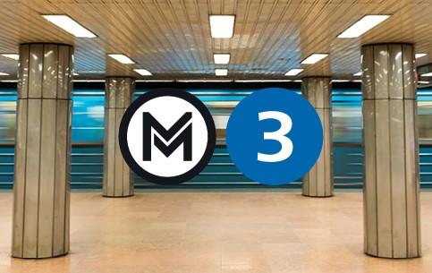 Kezdődik az M3 metróvonal felújítása