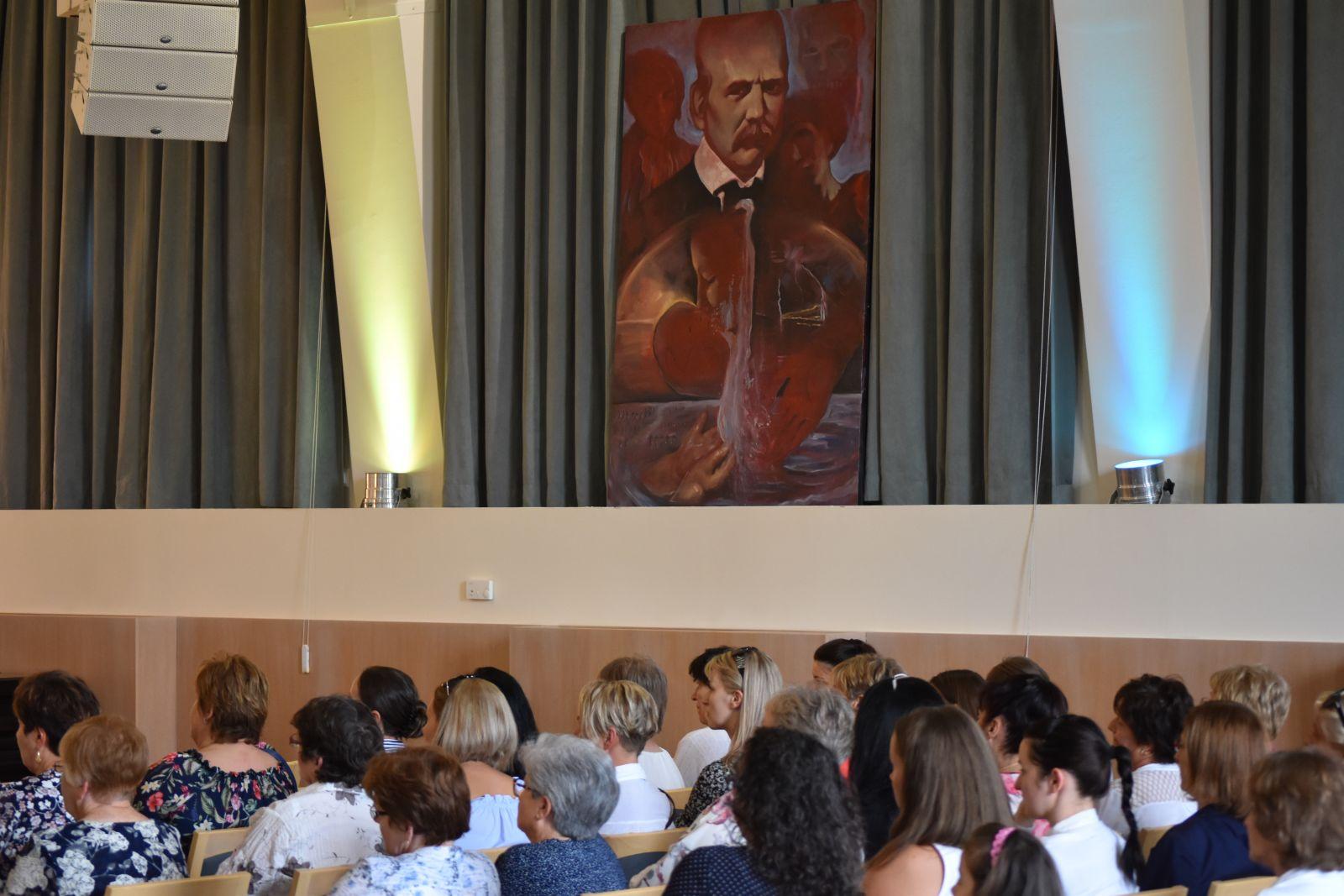Semmelweis napon az egészségügyi és szociális szférában dolgozókat köszöntötték Monoron