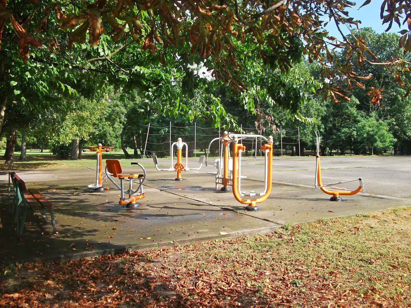 Sportpark kialakítására nyert támogatást önkormányzatunk