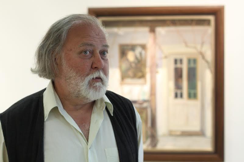 Munkácsy Mihály-díjat vehetett át Balogh Gyula festő és grafikus művész