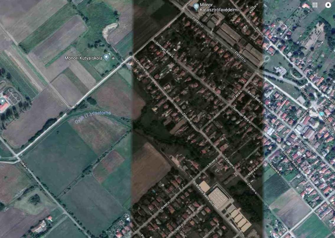 Külterületi utakat nevezett el az önkormányzat