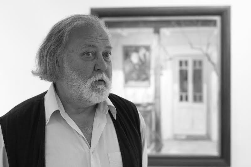 Elhunyt Balogh Gyula festőművész