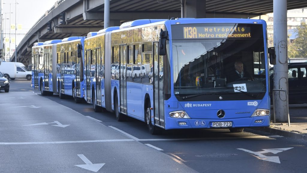 Kőbánya-Kispest és a Nagyvárad tér között folytatódik az M3-as metróvonal felújítása