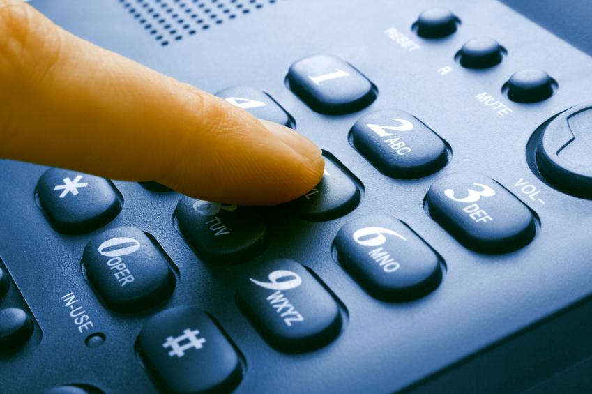 Telefonszámok jegyzéke