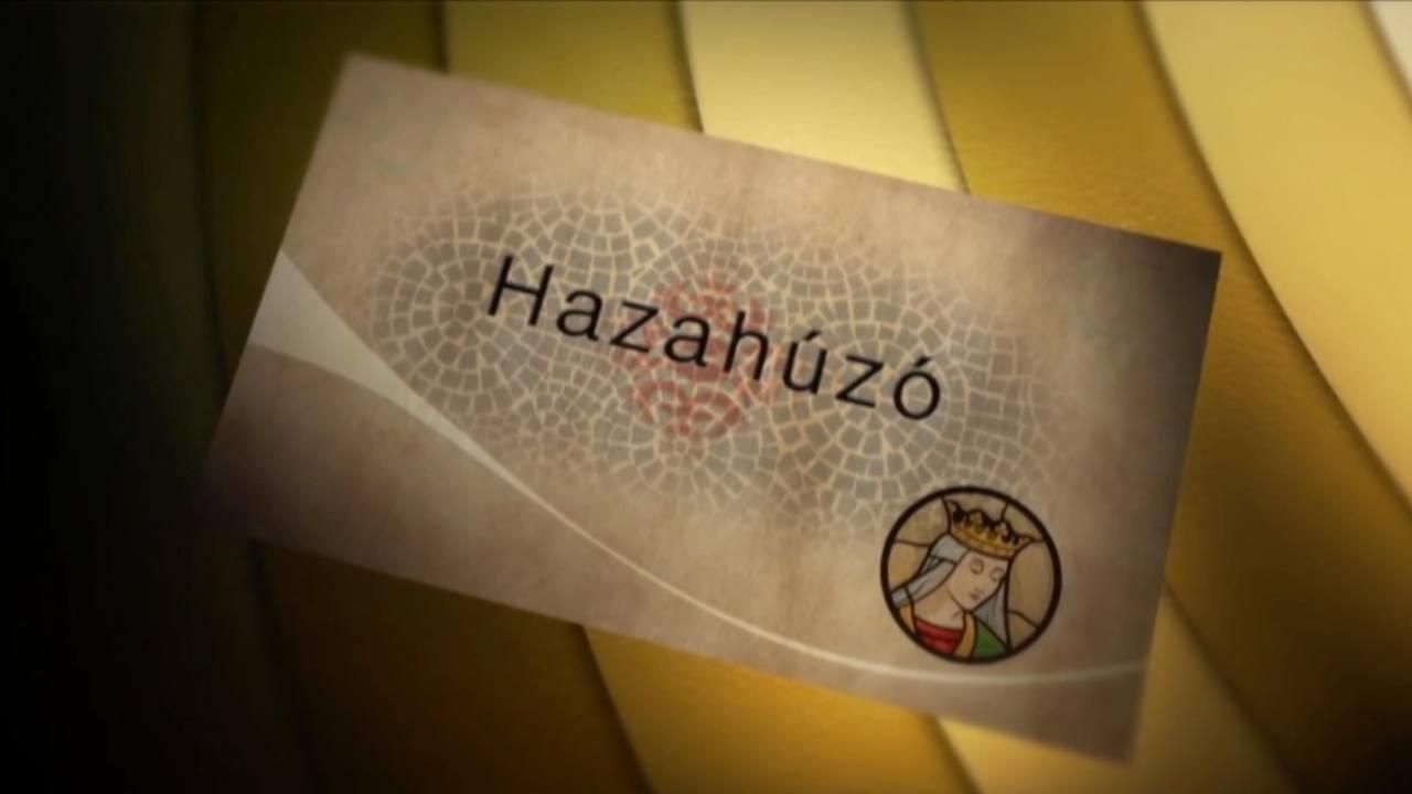 A Hazahúzó televíziós műsorban is bemutatkozik városunk