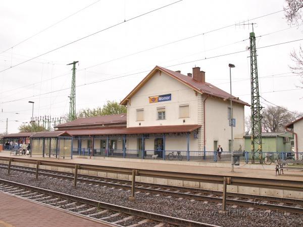 Változás a vasútállomás üzemeltetésében