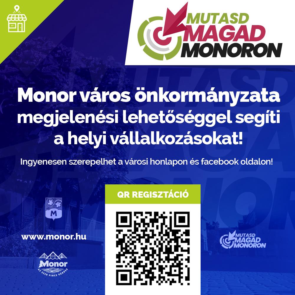 Mutasd Magad Monoron!
