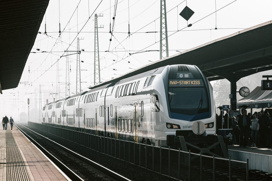 Újabb fejlesztés segíti a vonattal közlekedőket