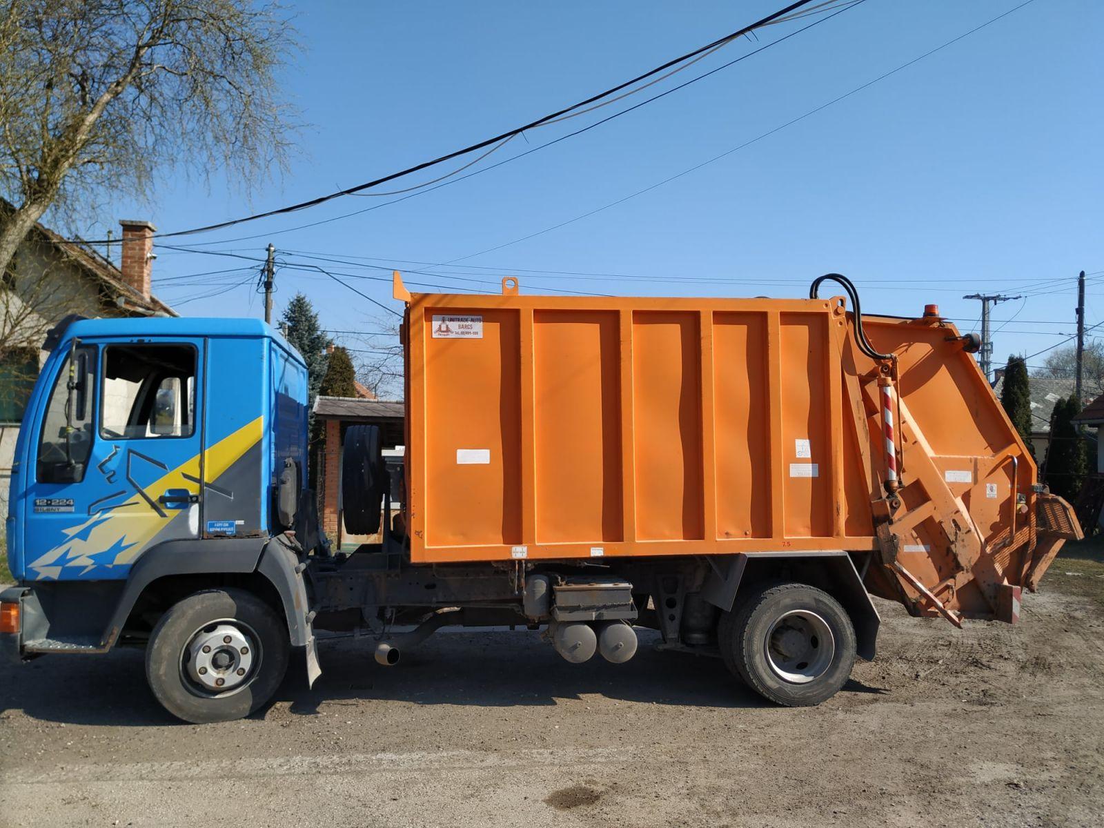 Ünnepnap miatt változik a kommunális hulladékszállítás időpontja