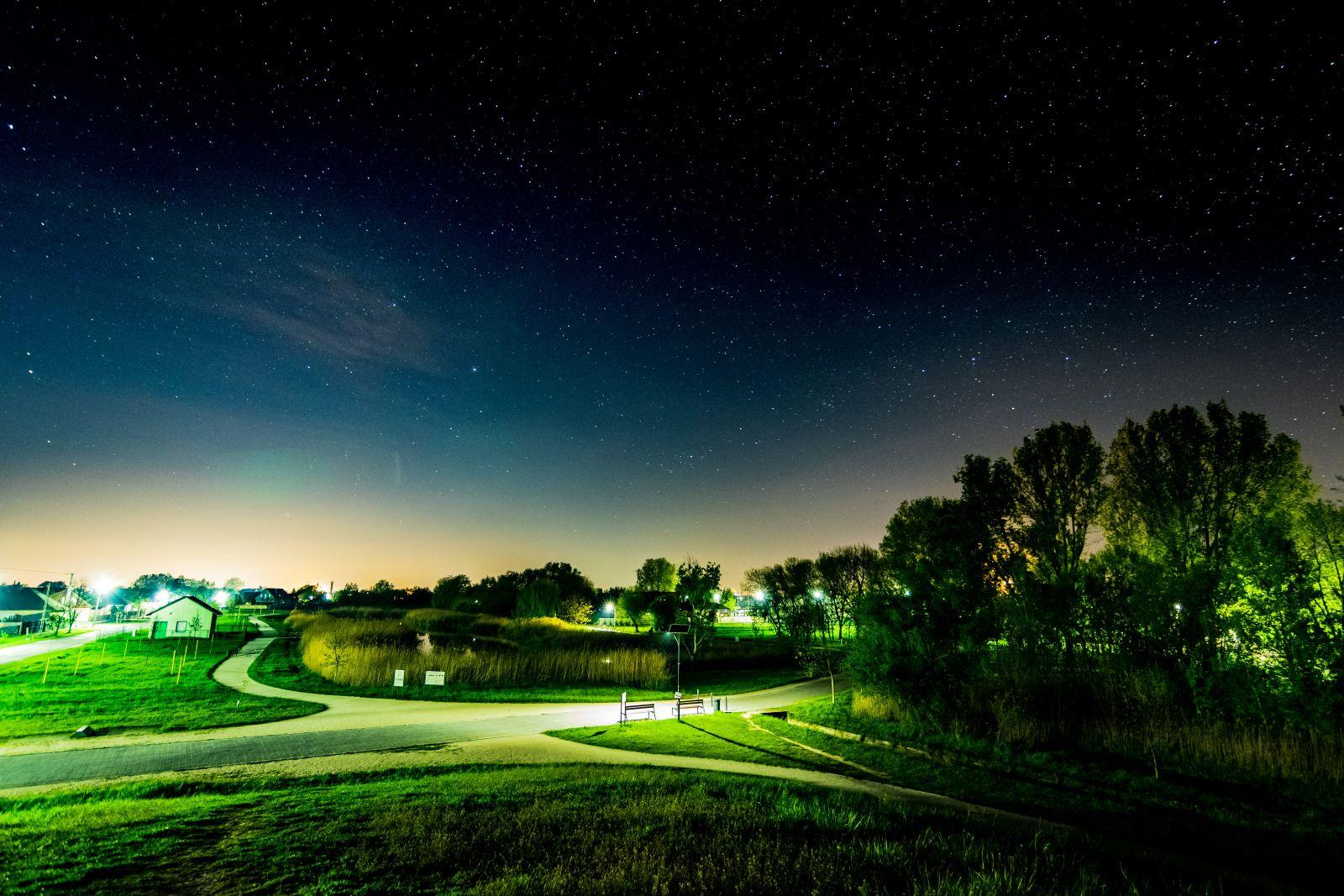 A hónap képe: Kistói este - Készítette: Lakos Norbert