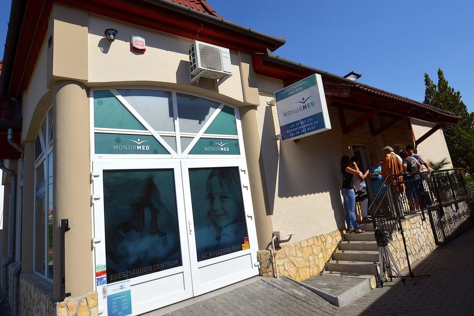 Monoron adták át az ország egyik legmodernebb egészségügyi centrumát
