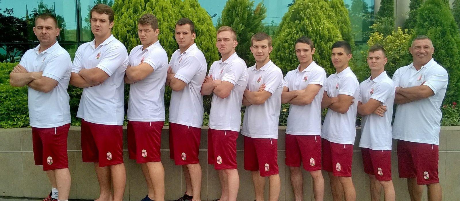 Monori birkózó is képviseli az országot a junior Európa-bajnokságon!