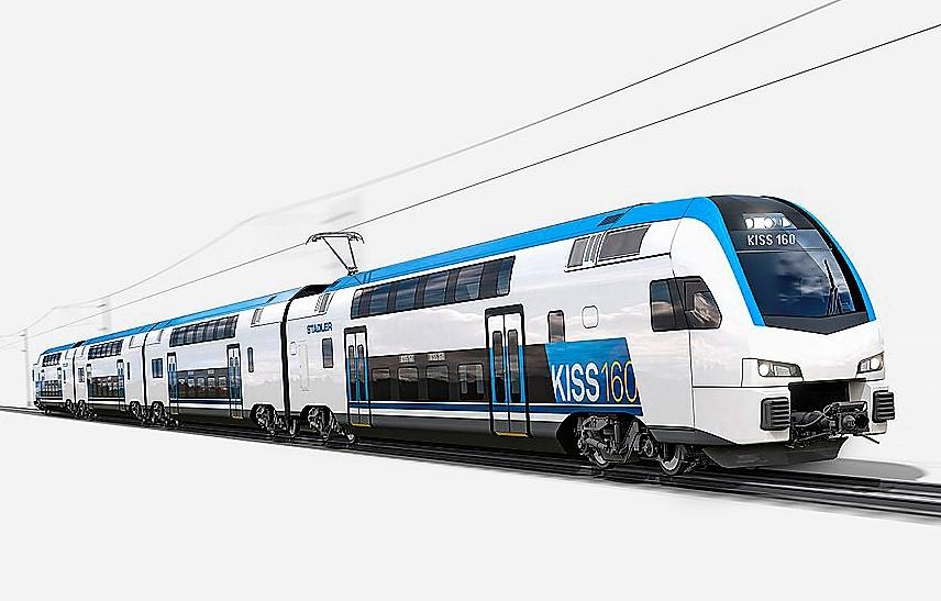 Monorról is szállíthat utasokat a MÁV első emeletes vonata