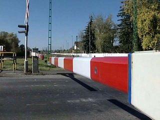 Tájékoztatás az Ady úti vasúti átjáróval kapcsolatban
