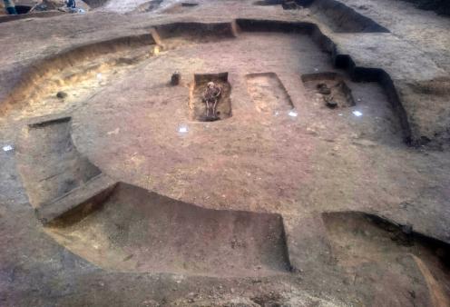 Ókori temetőt tártak fel Monor határában