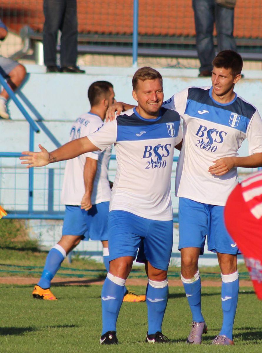 Biztató játékkal kezdte a szezont a Monor SE férfi labdarúgócsapata