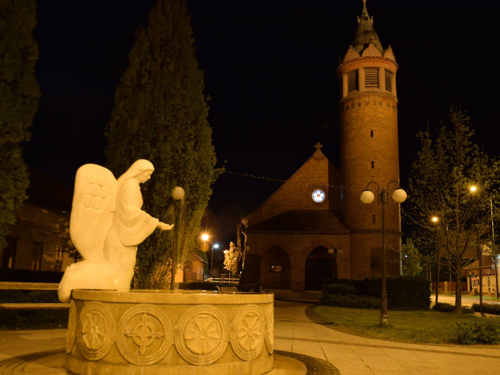 80 éves az evangélikus templom Monoron