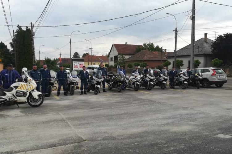 Nagyszabású közúti akciót végeztek a monori rendőrök
