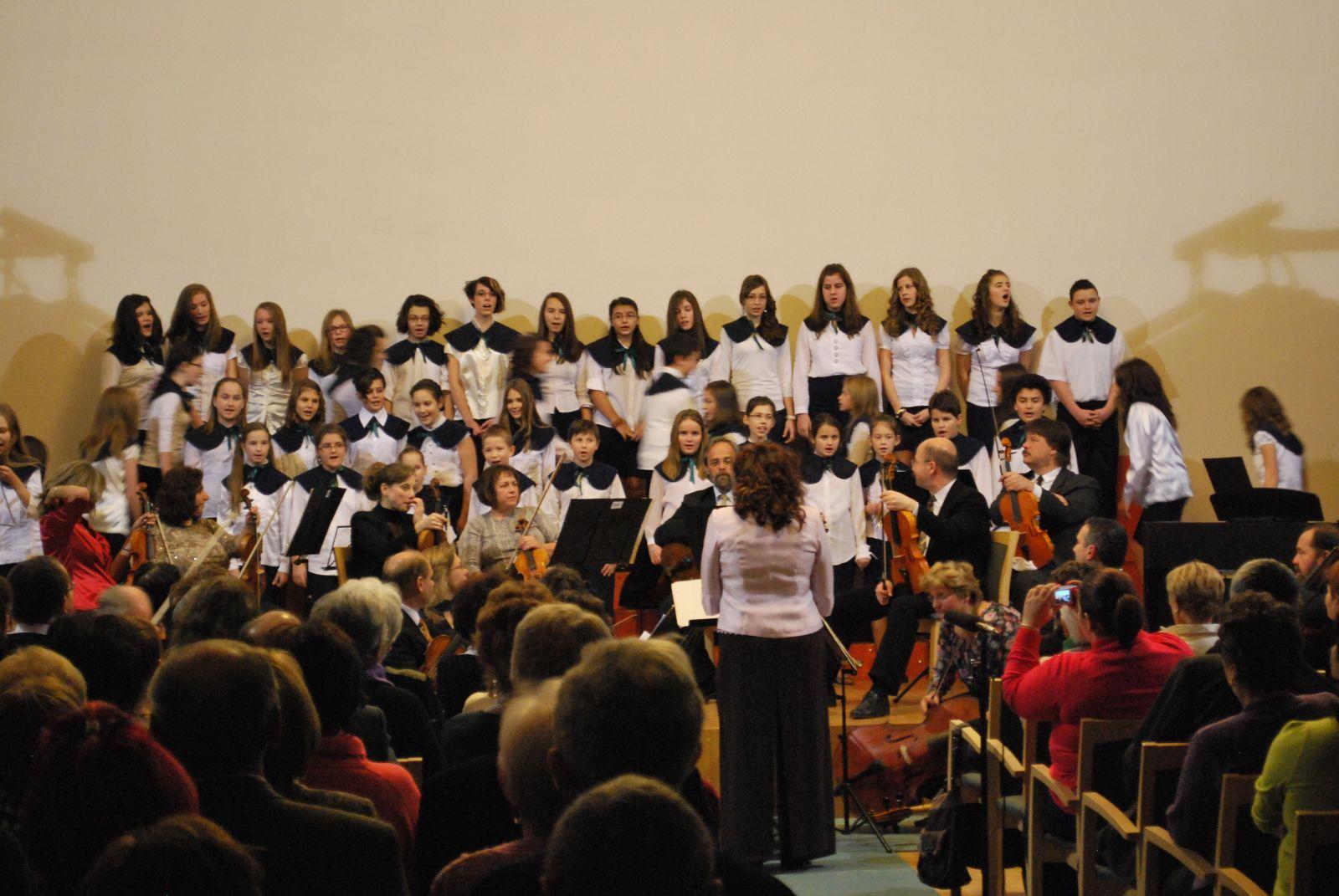 Koncert advent idején