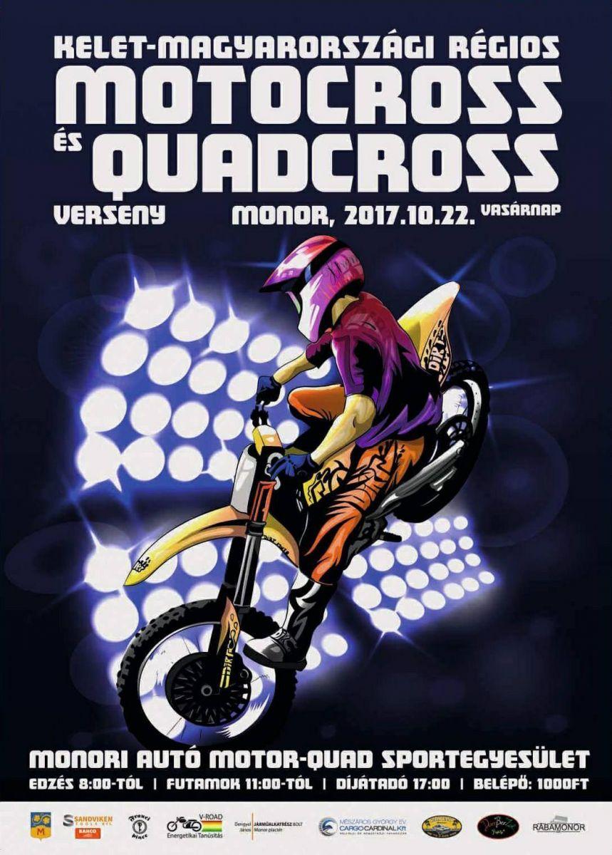 Kelet Magyarországi Régiós Motocross és Quadcross Verseny
