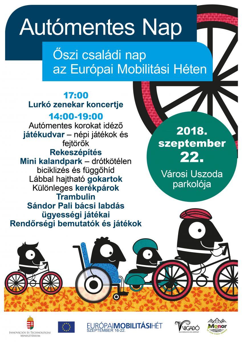 Őszi családi nap az Európai Mobilitási Héten