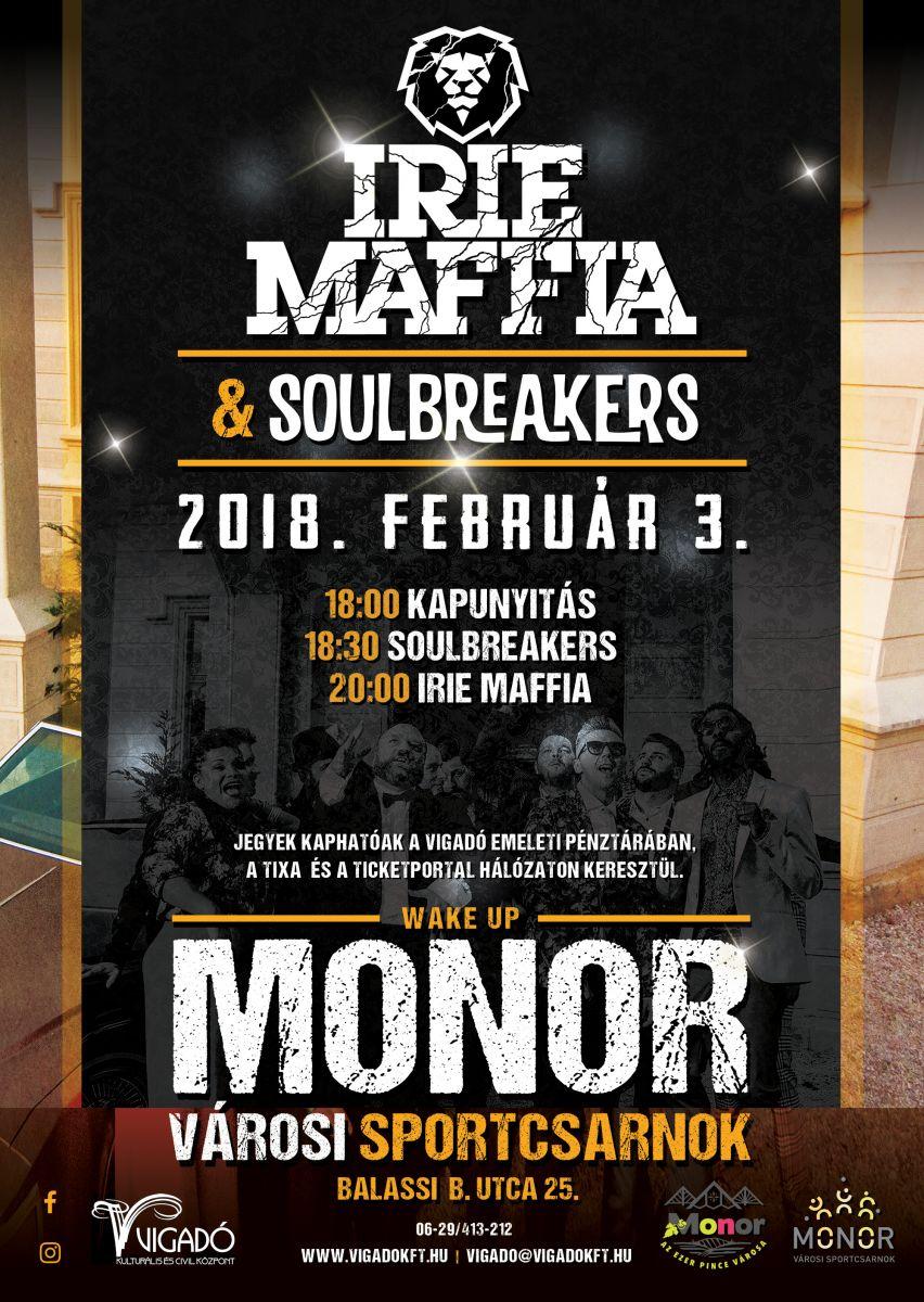Irie Maffia koncert